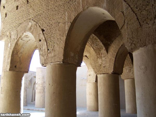 مسجد تاریخانه دامغان قدیمی ترین مسجد ایران