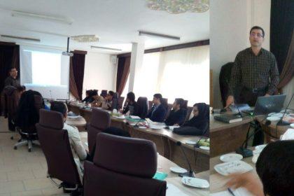کارگاه تخصصی نشریات دانشجویی دانشگاه برگزار شد