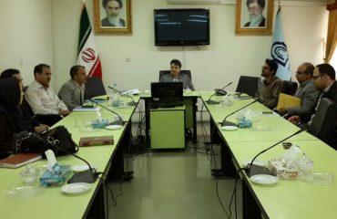 اولین جلسه شورای نظارت و ارزیابی دانشگاه دامغان برگزار شد.