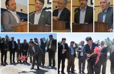 پروژه ساختمان آموزشی علوم انسانی با مشارکت خیری در دانشگاه