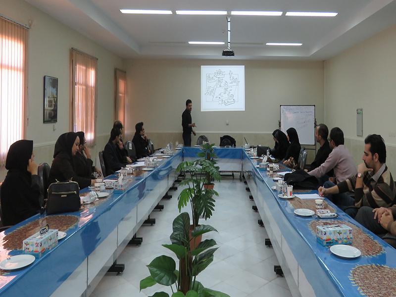 کارگاه آموزشی آشنایی با سیستم مدیریت آزمایشگاه برگزار شد