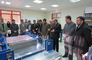 برای اولین بار در سطح کشور آزمایشگاه زمین ساخت در دانشگاه
