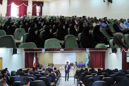 دوره آموزشی آشنایی با حقوق شهروندی در دانشگاه دامغان