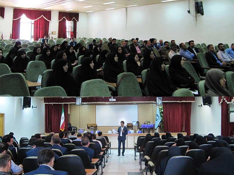 دوره آموزشی آشنایی با حقوق شهروندی، در دانشگاه دامغان برگزار شد