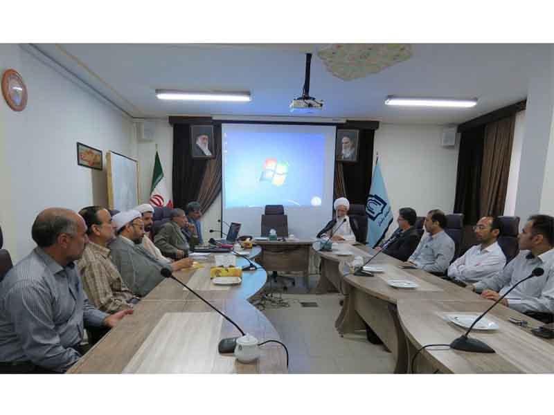 گردهمایی سالانه بسیج اساتید دانشگاه دامغان برگزار شد
