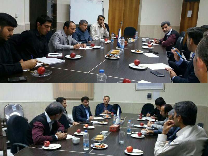 جلسه اقشار بسیج دانشگاهیان ویژه گرامیداشت ۱۳ آبان برگزار شد