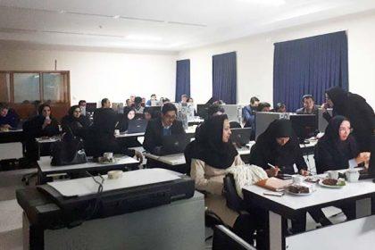 کارگاه آموزشی مدیریت اطلاعات علمی و منابع الکترونیکی در دانشگاه دامغان برگزار شد