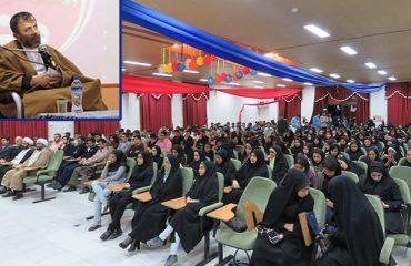 جشن ولادت حضرت فاطمه زهرا (س) در دانشگاه دامغان برگزار شد