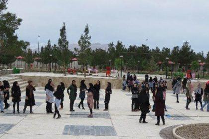 همايش پياده روي دانشجويان دختر دانشگاه برگزار شد