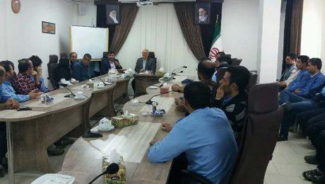 مراسم روز جهاني کار و کارگر در دانشگاه دامغان برگزار شد