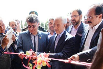 آیین افتتاح مرکز همایش های دانشگاه دامغان با حضور وزیر علوم برگزار شد
