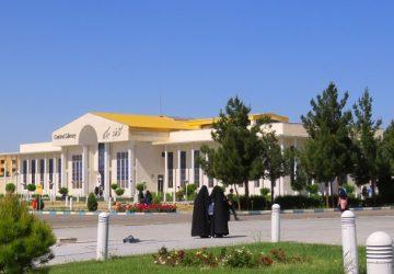 کتابخانه مرکزی دانشگاه دامغان