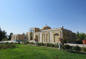 مسجد رسول اکرم(ص) دانشگاه دامغان