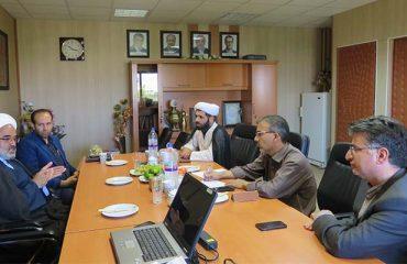 جلسه بررسي راهکارهاي تعاملات بين المللي با کشورهاي اسلامي در دانشگاه دامغان برگزار شد