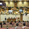نشست صميمي دکتر عبدالرضا باقري با اعضاي شورا و هيأت مميزه دانشگاه دامغان
