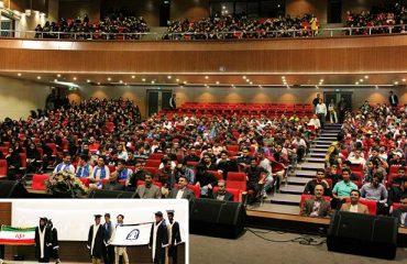 مراسم معارفه دانشجويان ورودي جديد دانشگاه دامغان برگزار شد