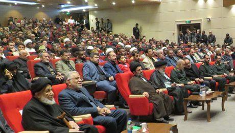 سومين همايش بزرگداشت مجاهدان در غربت در دانشگاه دامغان برگزار شد