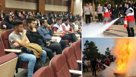 برگزاري همايش ايمني در برابر زلزله و کاهش اثرات بلاياي طبيعي در دانشگاه دامغان