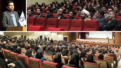 مراسم بزرگداشت روز مهندسي در دانشگاه دامغان برگزار شد