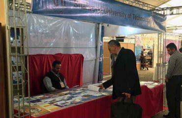 حضور دانشگاه دامغان در سي و دومين دوره نمايشگاه بين المللي کتاب تهران