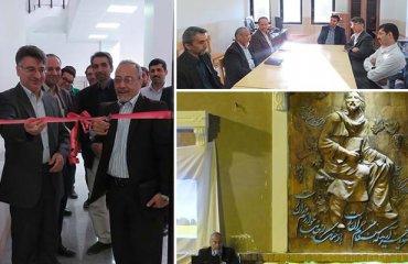 افتتاح شعبه انجمن ایرانشناسی در دانشگاه دامغان