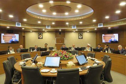جلسه مشترک هيأت رئيسه دانشگاه دامغان و دانشگاه گلستان برگزار شد