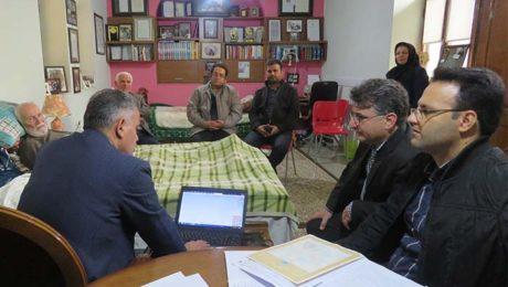 دکتر علي اصغر عالمي منزل سنتي خود را به دانشگاه دامغان اهدا نمود