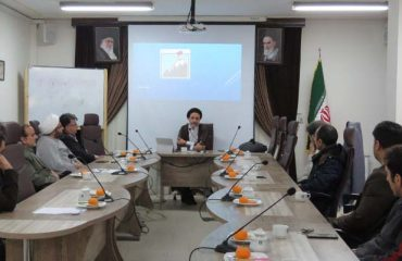 جلسه هم اندیشی اساتید در دانشگاه برگزار شد