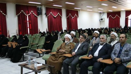 نخستين جشنواره دستاوردهاي علمي استان سمنان در حوزه فقه در دانشگاه دامغان برگزار شد