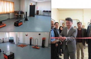 آزمايشگاه علوم ورزشي در دانشگاه دامغان افتتاح شد