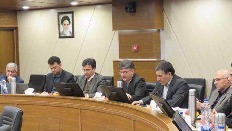 حضور معاون هماهنگي امور اقتصادي استاندار در جلسه شوراي دانشگاه دامغان