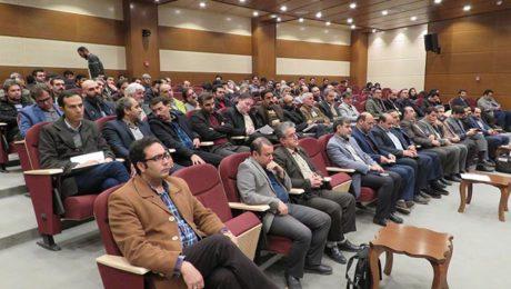 اولين سمينار ايمني در فعاليت هاي معدني در دانشگاه دامغان برگزار شد