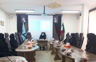 مراسم بزرگداشت روز زن در دانشگاه دامغان برگزار شد